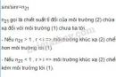 Bài 2 trang 166 sgk Vật lý lớp 11