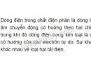 Câu 2 trang 85 SGK Vật lí 11