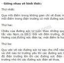 Bài 3 trang 124 SGK Vật lí 11