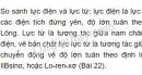 Bài 3 trang 128 sgk vật lí 11
