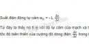 Bài 3 trang 157 SGK Vật lí 11