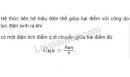 Bài 3 - Trang 28 - SGK Vật lí 11
