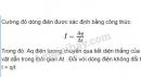 Bài 3 trang 44 SGK Vật lí 11