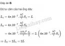 Bài 4  trang 157 SGK Vật lí 11