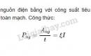 Bài 4 trang 49 SGK Vật lí 11