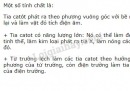Bài 5 trang 99 SGK Vật lí 11
