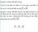Bài 6 trang 20 SGK Vật lí 11