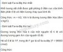 Bài 6 trang 85 SGK Vật lí 11