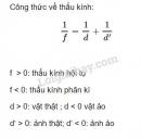 Bài 1 trang 223 SGK Vật lí 11