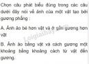 Bài 2 trang 25 SGK Vật lí 7