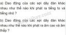 Bài 3 trang 46 SGK Vật lí 7