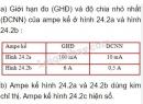 Bài C1 trang 66 SGK Vật lí 7