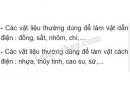 Bài C2 trang 56 SGK Vật lí 7