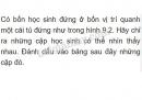 Bài C3 trang 26 SGK Vật lí 7