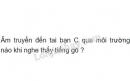 Bài C3 trang 37 SGK Vật lí 7