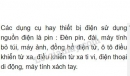 Bài C5 trang 54 sgk vật lý 7