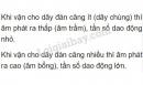Bài C6 trang 33 SGK Vật lí 7