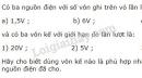 Bài C6 trang 71 SGK Vật lí 7
