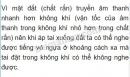 Bài C9 trang 39 SGK Vật lí 7