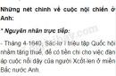 Câu hỏi 1 - (Mục II Bài học 1 - SGK Trang 6) Lịch sử 8