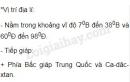 Câu hỏi 1 - (Mục 1 Bài học 10 - SGK Trang 334) SGK Địa lí 8