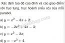 Bài 1 trang 49 SGK Đại số 10