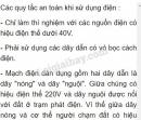 Bài 12 trang 85 SGK Vật lí 7