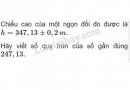 Bài 14 trang 25 SGK Đại số 10