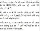 Bài 3 trang 23 sgk đại số 10
