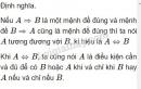 Câu 3 trang 24 SGK Đại số 10