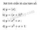 Bài 4 trang 39 SGK Đại số 10