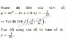 Bài 6 trang 50 SGK Đại số 10
