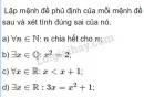 Bài 7 trang 10 SGK Đại số 10