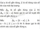 Câu 7 trang 24 SGK Đại số 10