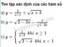 Bài 8 trang 50 SGK Đại số 10