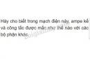 Bài C1 trang 76 SGK Vật lí 7