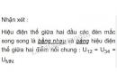 Bài C4 trang 80 SGK Vật lí 7