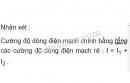 Bài C5 trang 80 SGK Vật lí 7