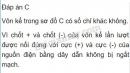 Bài C8  trang 74 sgk vật lí 7
