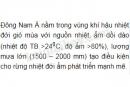 Bài 4 trang 50 SGK Địa lí 8