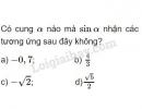 Bài 1 trang 148 sgk đại số 10