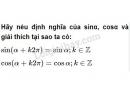 Câu 1 trang 155 SGK Đại số 10