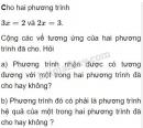 Bài 1 trang 57 SGK Đại số 10
