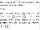 Câu 1 trang 70 SGK Đại số 10