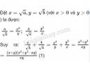 Bài 10 trang 107 SGK Đại số 10