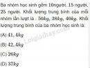Câu 11 trang 131 SGK Đại số 10