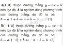 Bài 11 trang 51 SGK Đại số 10