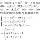 Câu 12 trang 51 SGK Đại số 10
