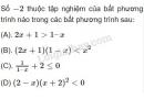 Bài 14 trang 107 SGK Đại số 10