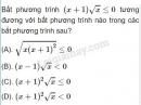 Bài 15 trang 108 SGK Đại số 10